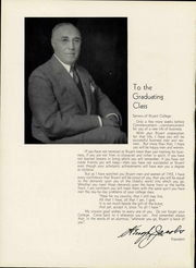 Page 14, 1943 Edition, Bryant University - Ledger Yearbook (Smithfield, RI) online yearbook collection