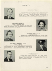 Page 17, 1943 Edition, Bryant University - Ledger Yearbook (Smithfield, RI) online yearbook collection