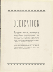 Page 9, 1943 Edition, Bryant University - Ledger Yearbook (Smithfield, RI) online yearbook collection