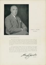 Page 11, 1946 Edition, Bryant University - Ledger Yearbook (Smithfield, RI) online yearbook collection