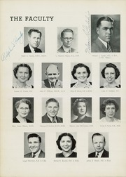 Page 12, 1946 Edition, Bryant University - Ledger Yearbook (Smithfield, RI) online yearbook collection