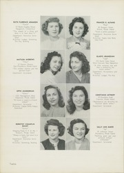 Page 16, 1946 Edition, Bryant University - Ledger Yearbook (Smithfield, RI) online yearbook collection