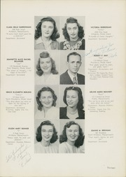 Page 17, 1946 Edition, Bryant University - Ledger Yearbook (Smithfield, RI) online yearbook collection