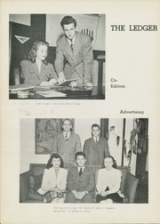 Page 8, 1946 Edition, Bryant University - Ledger Yearbook (Smithfield, RI) online yearbook collection