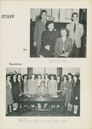 Page 9, 1946 Edition, Bryant University - Ledger Yearbook (Smithfield, RI) online yearbook collection