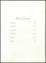 Page 11, 1959 Edition, St Catherine Academy - Cathedeme Yearbook (Newport, RI) online yearbook collection
