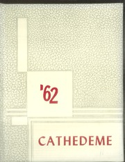 Page 1, 1962 Edition, St Catherine Academy - Cathedeme Yearbook (Newport, RI) online yearbook collection