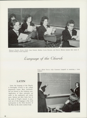 Page 14, 1962 Edition, St Catherine Academy - Cathedeme Yearbook (Newport, RI) online yearbook collection