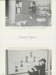 Page 16, 1962 Edition, St Catherine Academy - Cathedeme Yearbook (Newport, RI) online yearbook collection