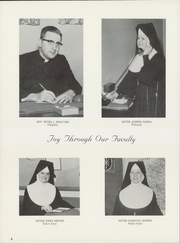Page 8, 1962 Edition, St Catherine Academy - Cathedeme Yearbook (Newport, RI) online yearbook collection