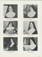 Page 9, 1962 Edition, St Catherine Academy - Cathedeme Yearbook (Newport, RI) online yearbook collection