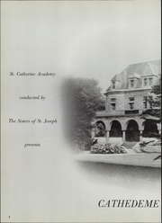 Page 6, 1964 Edition, St Catherine Academy - Cathedeme Yearbook (Newport, RI) online yearbook collection