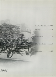 Page 7, 1964 Edition, St Catherine Academy - Cathedeme Yearbook (Newport, RI) online yearbook collection