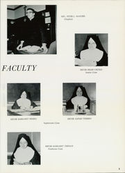 Page 9, 1964 Edition, St Catherine Academy - Cathedeme Yearbook (Newport, RI) online yearbook collection