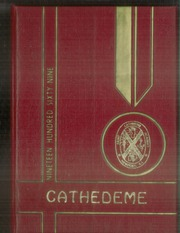 Page 1, 1969 Edition, St Catherine Academy - Cathedeme Yearbook (Newport, RI) online yearbook collection