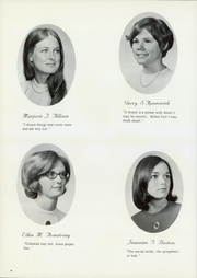 Page 12, 1969 Edition, St Catherine Academy - Cathedeme Yearbook (Newport, RI) online yearbook collection