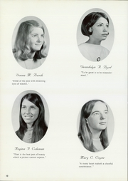 Page 14, 1969 Edition, St Catherine Academy - Cathedeme Yearbook (Newport, RI) online yearbook collection