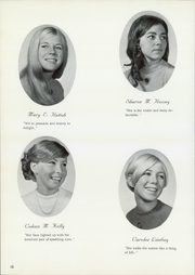 Page 16, 1969 Edition, St Catherine Academy - Cathedeme Yearbook (Newport, RI) online yearbook collection