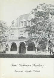 Page 6, 1969 Edition, St Catherine Academy - Cathedeme Yearbook (Newport, RI) online yearbook collection