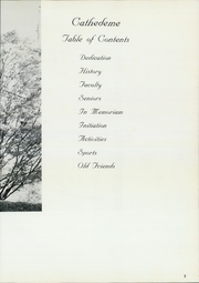 Page 7, 1969 Edition, St Catherine Academy - Cathedeme Yearbook (Newport, RI) online yearbook collection