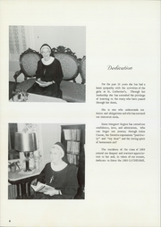 Page 8, 1969 Edition, St Catherine Academy - Cathedeme Yearbook (Newport, RI) online yearbook collection