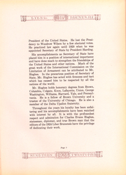 Page 6, 1924 Edition, Brown University - Liber Brunensis Yearbook (Providence, RI) online yearbook collection