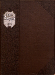 Page 1, 1930 Edition, Brown University - Liber Brunensis Yearbook (Providence, RI) online yearbook collection