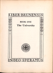 Page 14, 1930 Edition, Brown University - Liber Brunensis Yearbook (Providence, RI) online yearbook collection