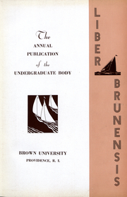 Page 4, 1935 Edition, Brown University - Liber Brunensis Yearbook (Providence, RI) online yearbook collection