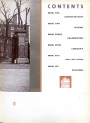 Page 8, 1935 Edition, Brown University - Liber Brunensis Yearbook (Providence, RI) online yearbook collection