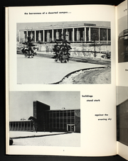 Page 10, 1965 Edition, Rhode Island College - Ricoled Yearbook (Providence, RI) online yearbook collection