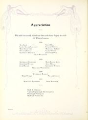 Page 14, 1929 Edition, Chatham College - Cornerstone Yearbook (Pittsburgh, PA) online yearbook collection