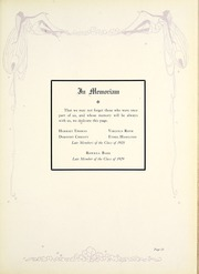 Page 15, 1929 Edition, Chatham College - Cornerstone Yearbook (Pittsburgh, PA) online yearbook collection