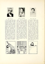 Page 10, 1933 Edition, Chatham College - Cornerstone Yearbook (Pittsburgh, PA) online yearbook collection