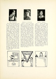 Page 11, 1933 Edition, Chatham College - Cornerstone Yearbook (Pittsburgh, PA) online yearbook collection
