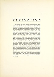 Page 9, 1933 Edition, Chatham College - Cornerstone Yearbook (Pittsburgh, PA) online yearbook collection