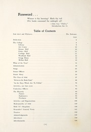 Page 8, 1946 Edition, Chatham College - Cornerstone Yearbook (Pittsburgh, PA) online yearbook collection