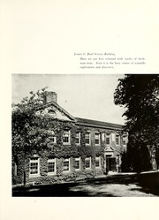 Page 13, 1948 Edition, Chatham College - Cornerstone Yearbook (Pittsburgh, PA) online yearbook collection