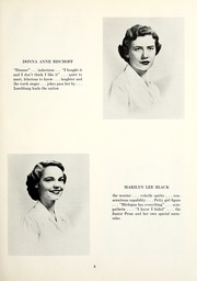 Page 13, 1951 Edition, Chatham College - Cornerstone Yearbook (Pittsburgh, PA) online yearbook collection