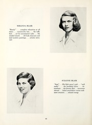 Page 14, 1951 Edition, Chatham College - Cornerstone Yearbook (Pittsburgh, PA) online yearbook collection