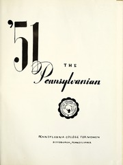 Page 5, 1951 Edition, Chatham College - Cornerstone Yearbook (Pittsburgh, PA) online yearbook collection