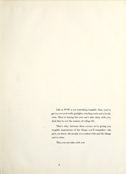 Page 7, 1951 Edition, Chatham College - Cornerstone Yearbook (Pittsburgh, PA) online yearbook collection