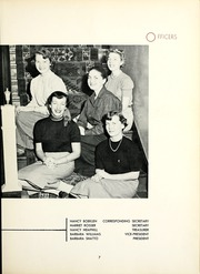 Page 11, 1954 Edition, Chatham College - Cornerstone Yearbook (Pittsburgh, PA) online yearbook collection