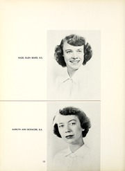 Page 14, 1954 Edition, Chatham College - Cornerstone Yearbook (Pittsburgh, PA) online yearbook collection
