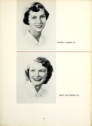 Page 15, 1954 Edition, Chatham College - Cornerstone Yearbook (Pittsburgh, PA) online yearbook collection