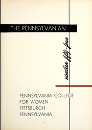 Page 5, 1954 Edition, Chatham College - Cornerstone Yearbook (Pittsburgh, PA) online yearbook collection