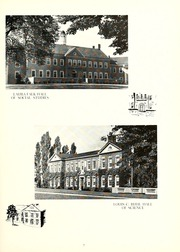 Page 11, 1957 Edition, Chatham College - Cornerstone Yearbook (Pittsburgh, PA) online yearbook collection