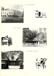 Page 13, 1957 Edition, Chatham College - Cornerstone Yearbook (Pittsburgh, PA) online yearbook collection