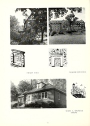 Page 16, 1957 Edition, Chatham College - Cornerstone Yearbook (Pittsburgh, PA) online yearbook collection