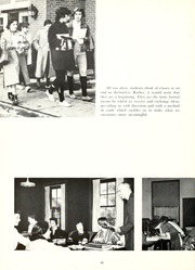 Page 14, 1959 Edition, Chatham College - Cornerstone Yearbook (Pittsburgh, PA) online yearbook collection